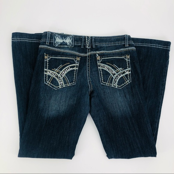 Hydraulic Women's Boot Cut Jeans 9/10